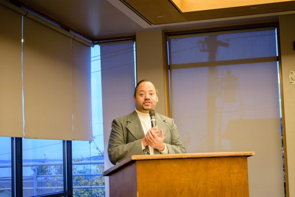 Edmonds Diversity Commission Chair Mario Brown