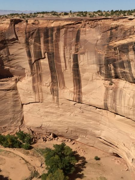 Canyon del Muerto Antelope House Ruins.