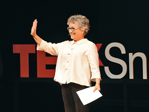 TEDx Snohomish -- Join the conversation!