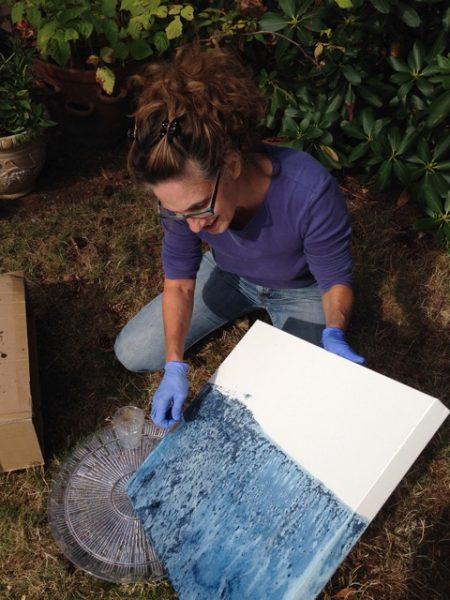 ARTspot's featured artist for November's Art Walk Edmonds is Whitney Buckingham Beechey.