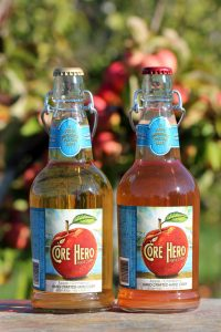 Core Hero cider.