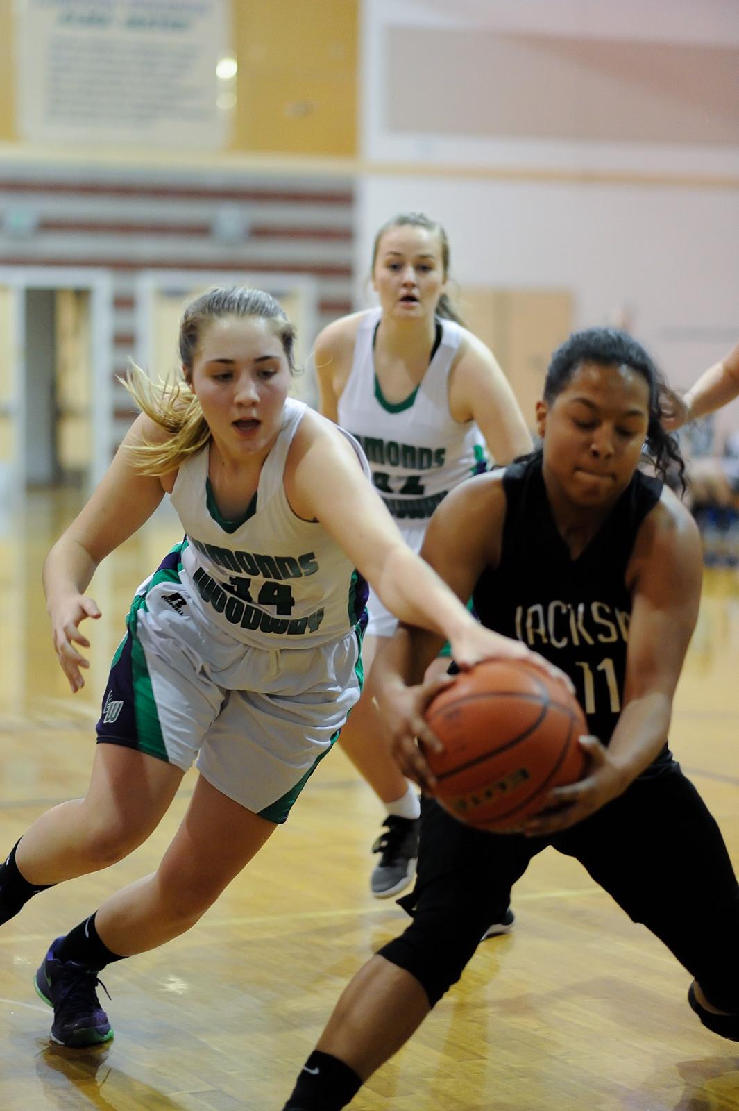 Prep Girls Basketball Photo Gallery Edmonds Woodway Jv C