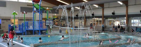 The Lynnwood pool.