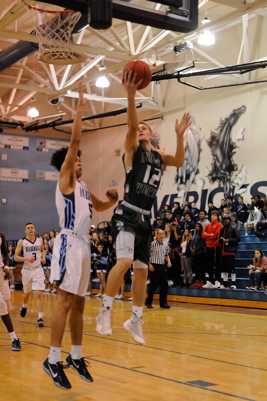 Prep boys basketball photo gallery: Warriors beat Mavs in ...