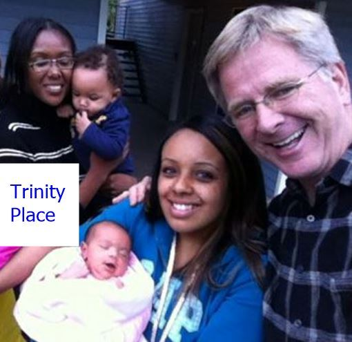 Steves donating Trinity Place housing complex for homeless women
