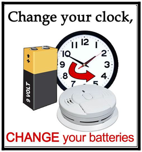 Time To Spring Forward And Inspect Your Smoke Alarm Lynnwood Today