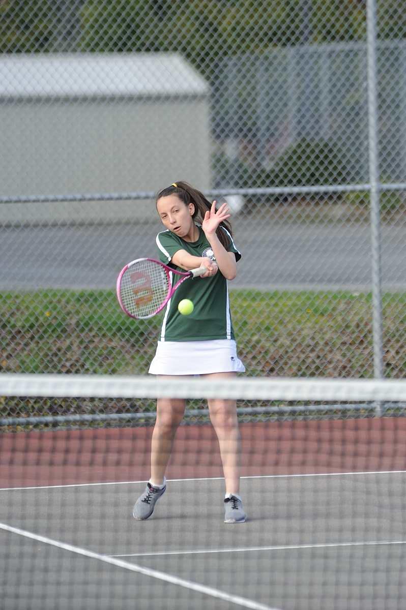 Prep Girls Tennis Warriors Down Shorecrest 5 2 My
