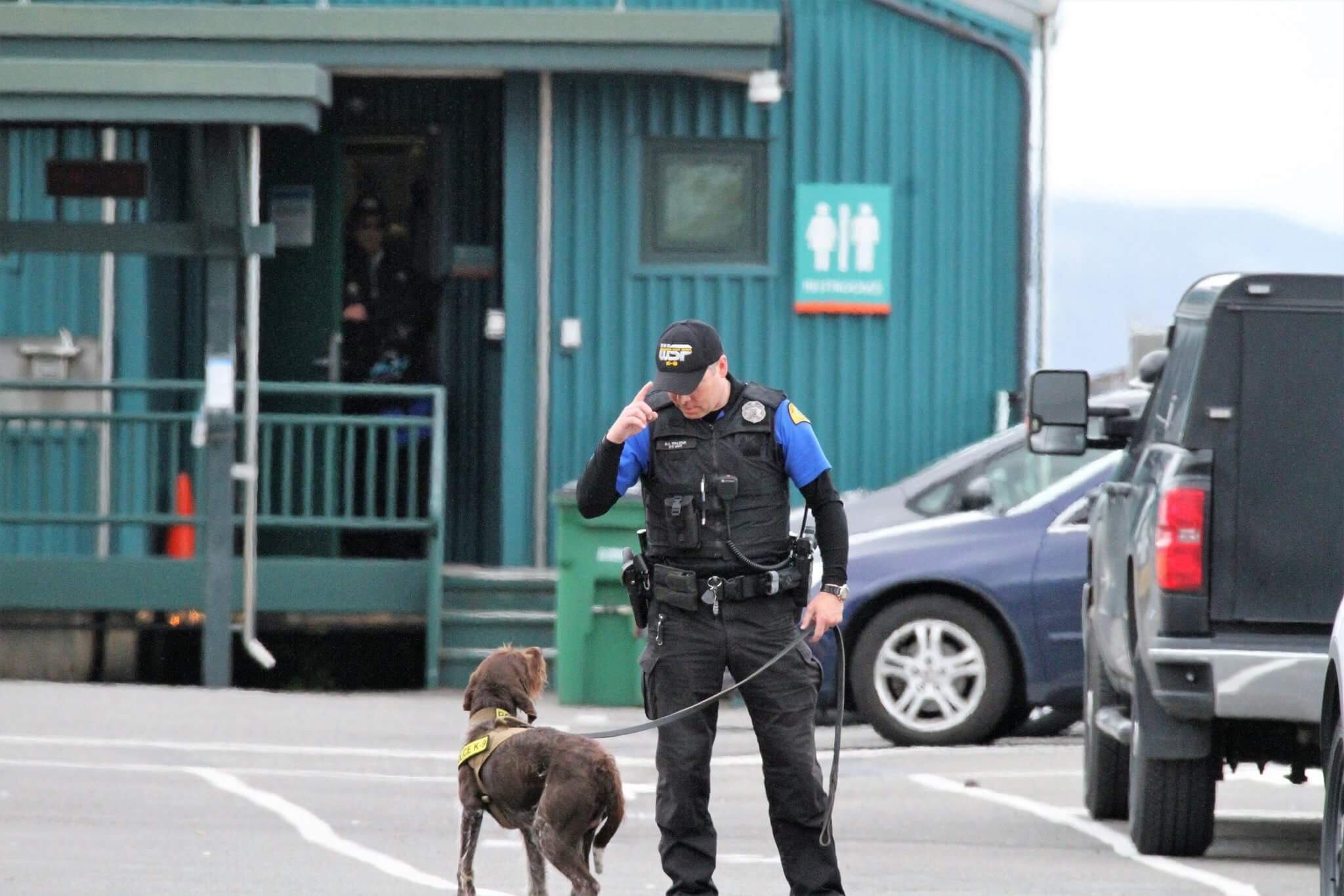 Update: Edmonds ferry service restored after closure due to suspicious package - My Edmonds News