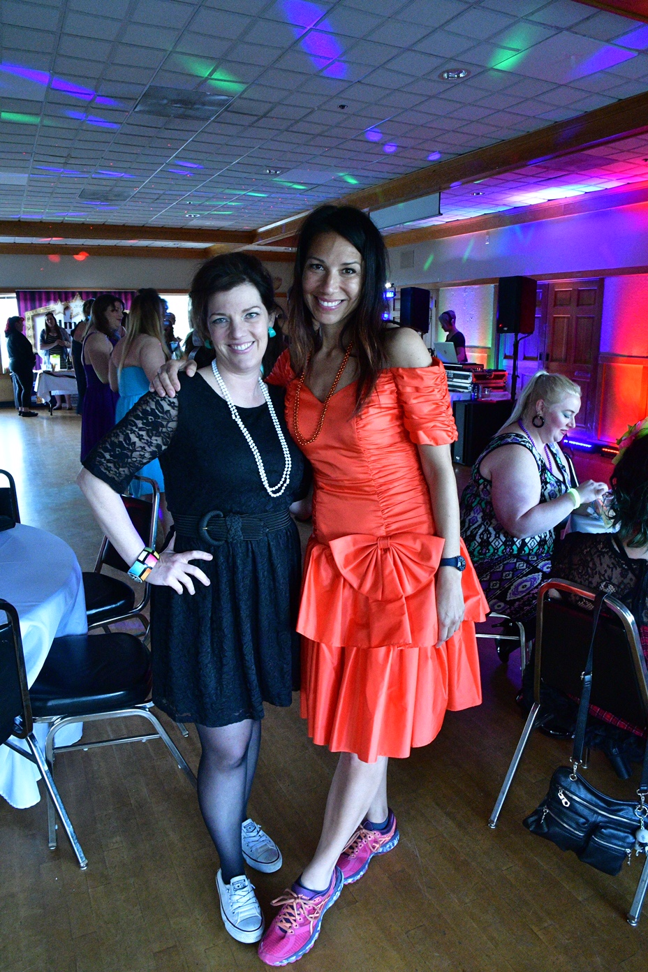 Girls Just Wanna Have Fun Mom Prom Raises Money For