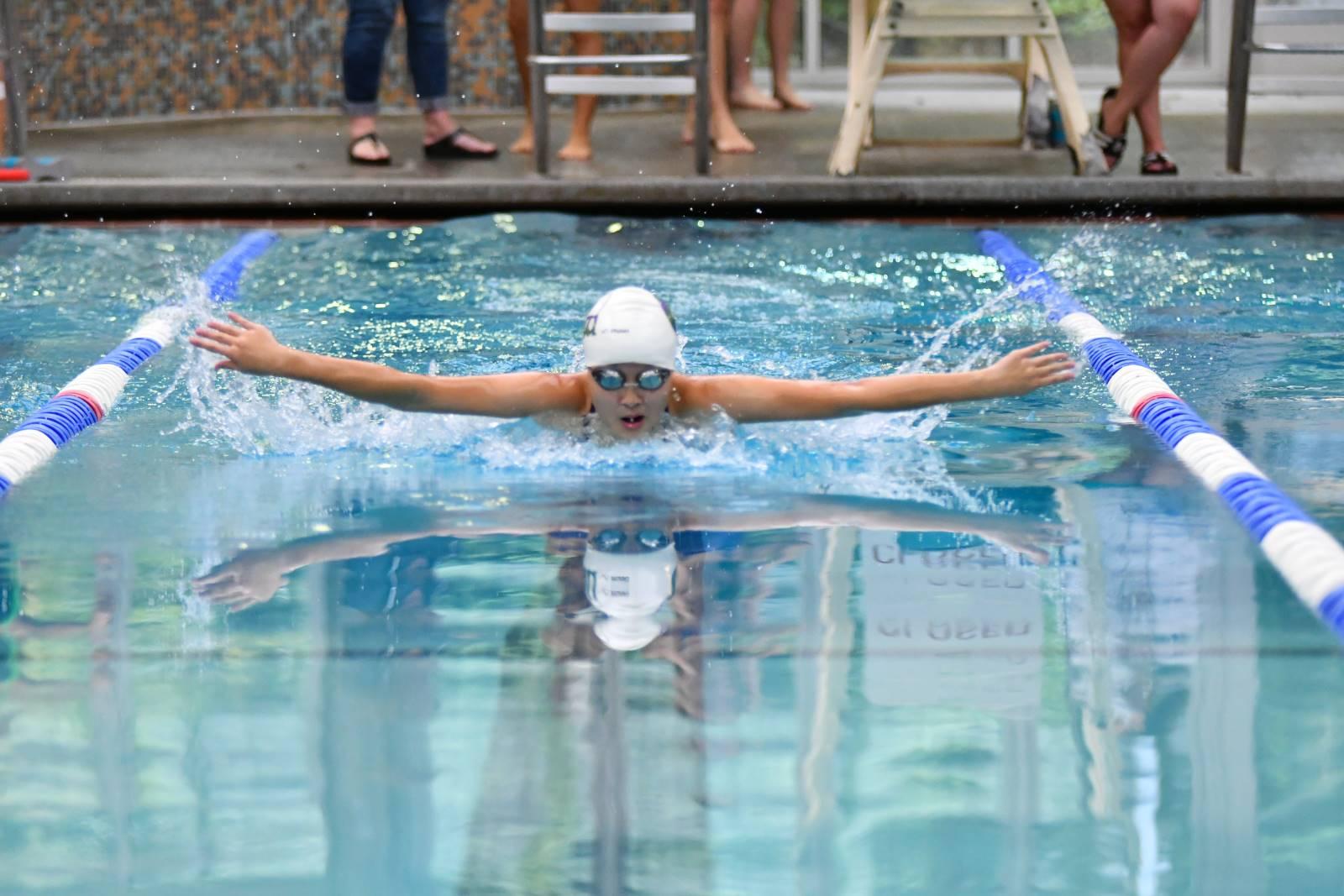Prep Girls Swimming Photo Gallery  Edmonds