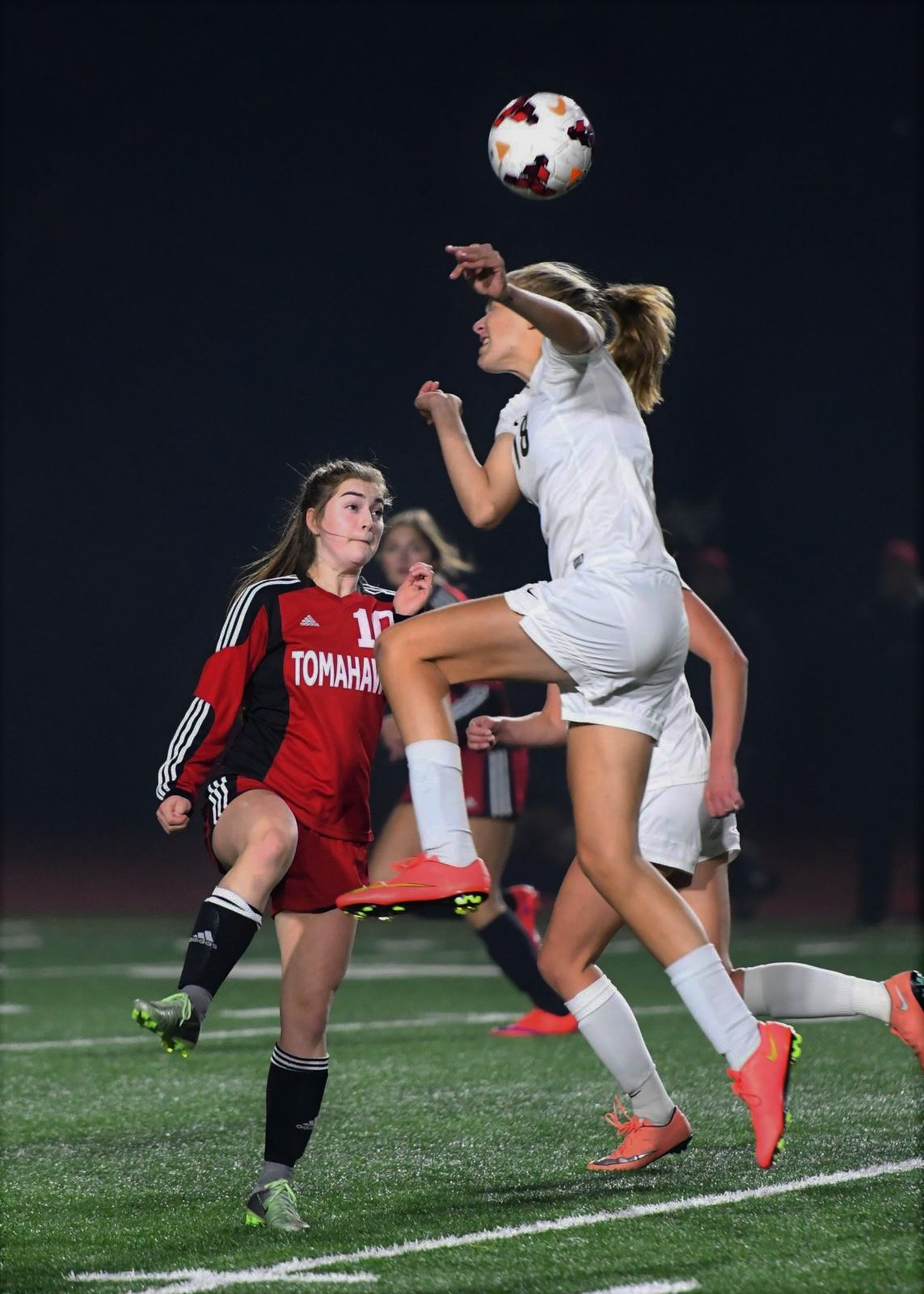 Prep Girls Soccer E W Earns Berth To State With 1 0 Win