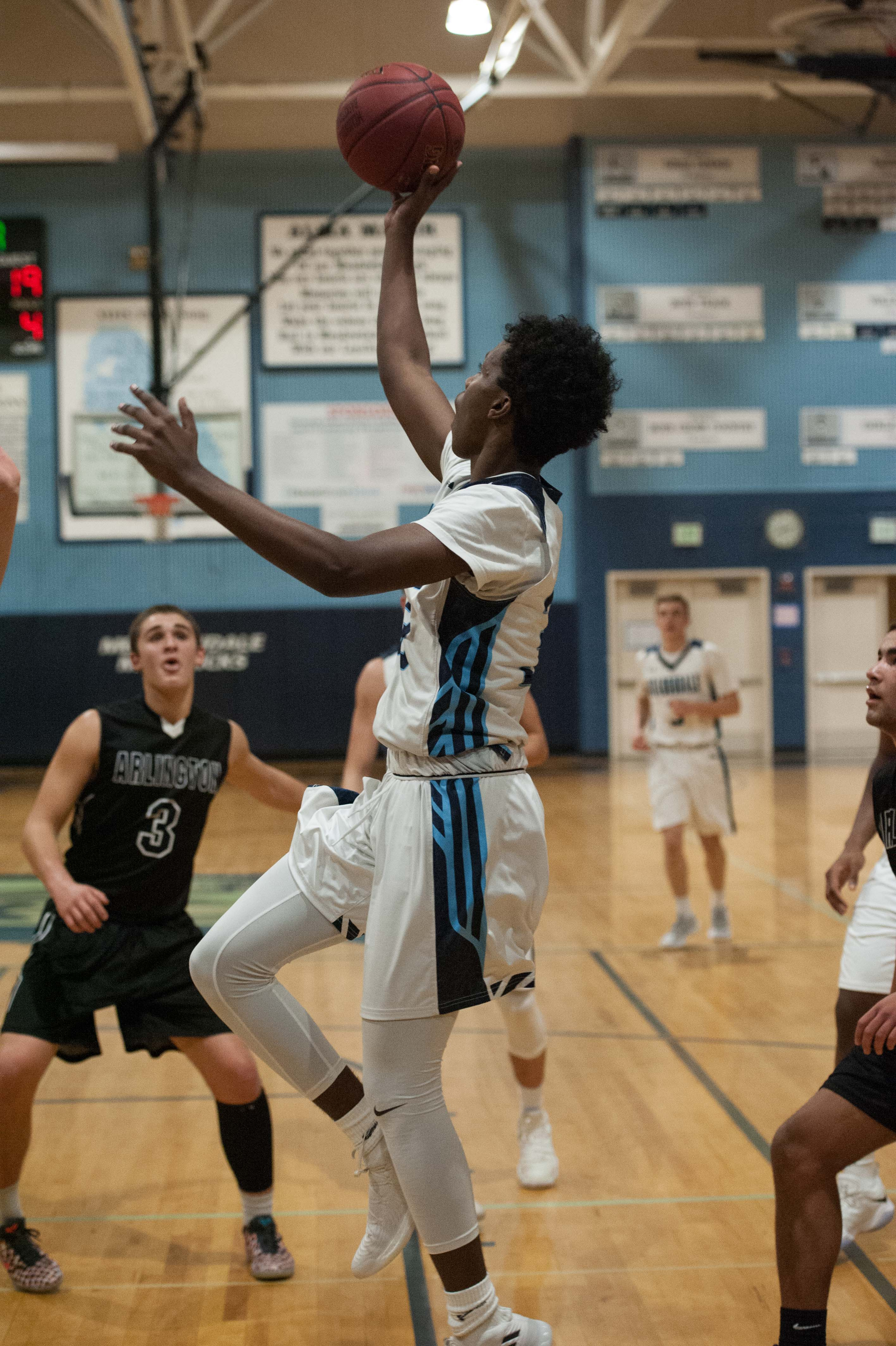 Prep Boys Basketball Photo Gallery Mavs Fall To Eagles