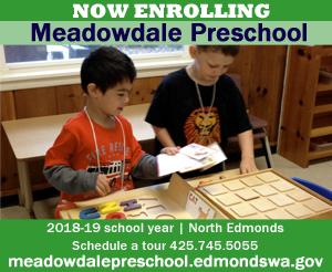 Enrollment Now Open For 2018 19 Meadowdale Preschool Lynnwood Today
