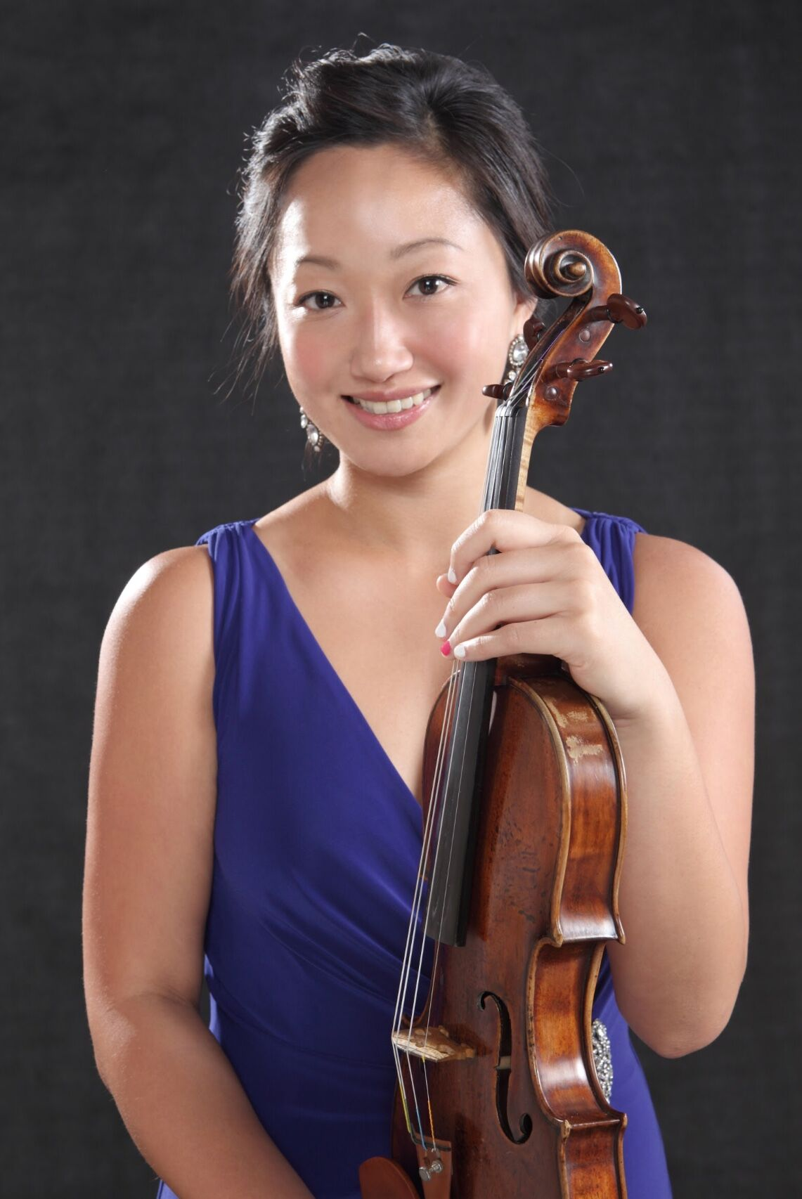 Seattle Symphony Violin Kawasaki