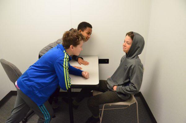 Emergency Interrogation Room Wiki