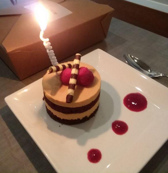 Edmonds Restaurant News Special Report Enjoying Birthday