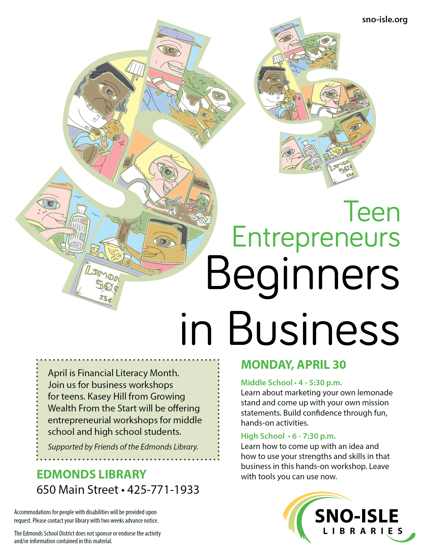 Starting a business for teens with