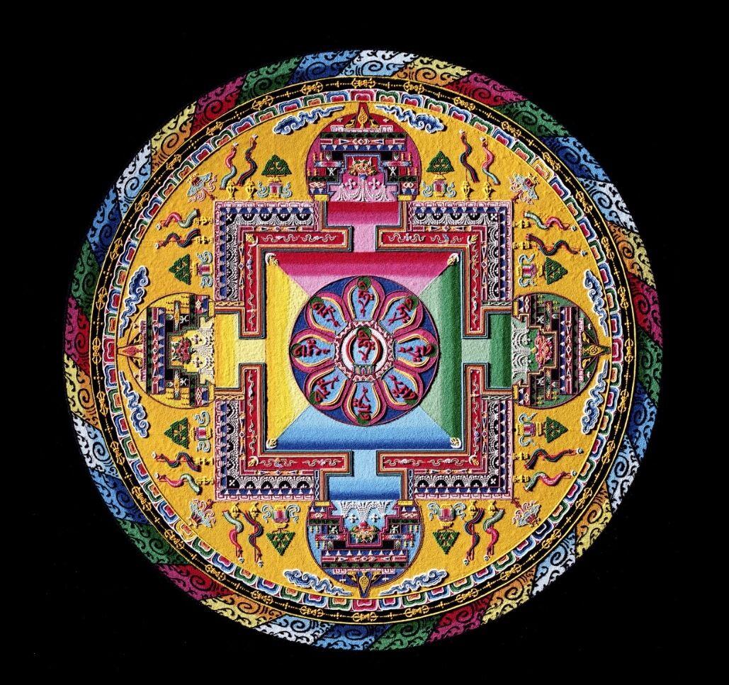 Artfully Edmonds: Watch Tibetan monks at work, plus ...