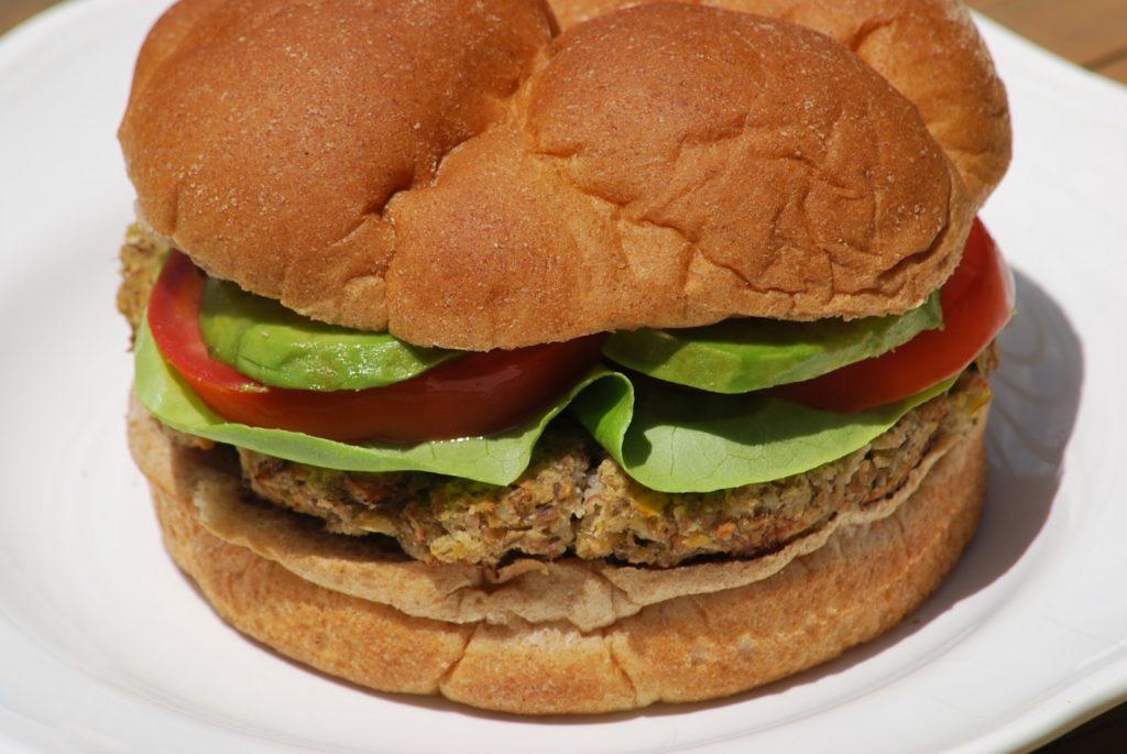 Edmonds Healthy Eating Try A Sun Burger On Backyard