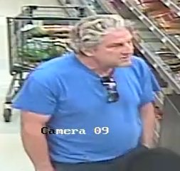 Suspect in sexual assault, courtesy Edmonds Police Department