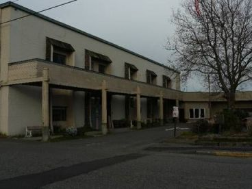 Current Edmonds Senior Center building.