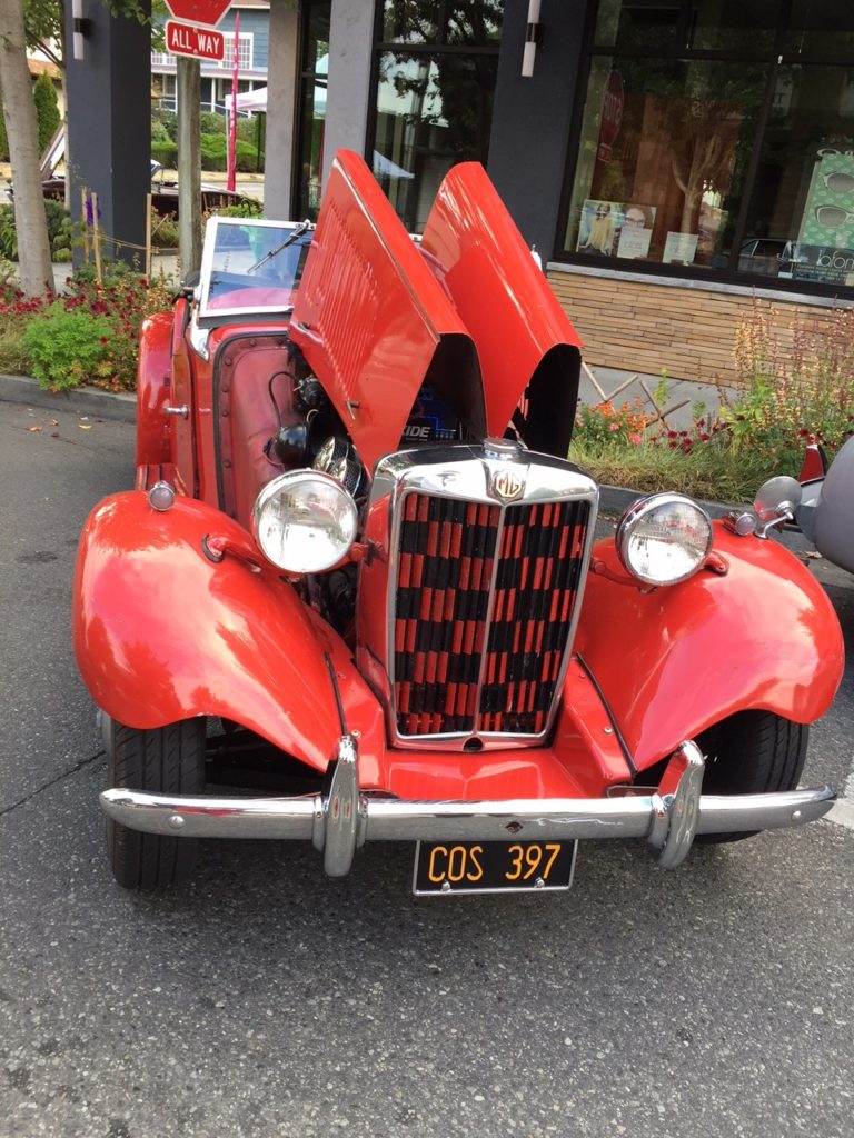 1 of 5. More photos from the Edmonds Classic Car Show ...