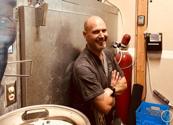 Salt & Iron Chef de Cuisine Kevin Favro