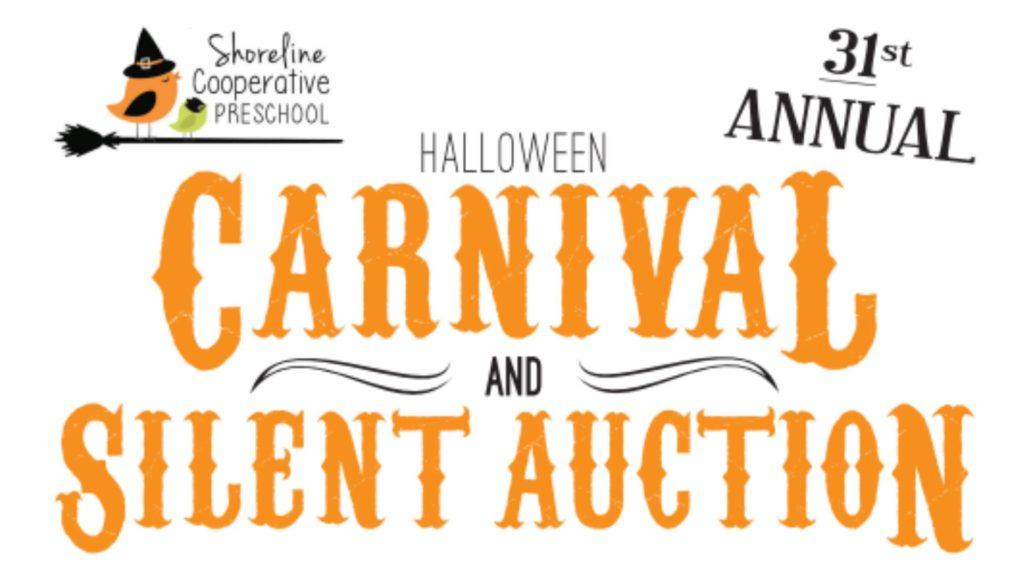 Shoreline Cooperative Preschool Annual Halloween Carnival And