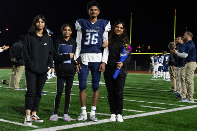 Receiver/safety Syed Sarmad