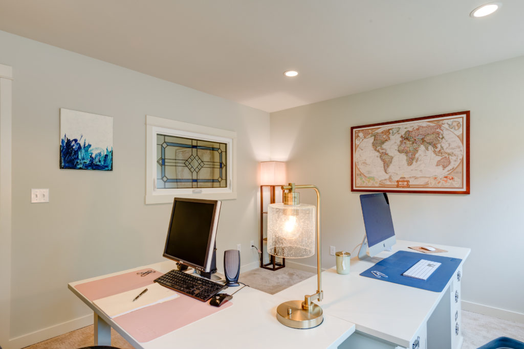 the perfect home office. School The Perfect Home Office E