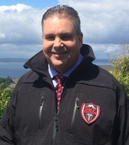 Disaster Medicine Project leader Robert Mitchell