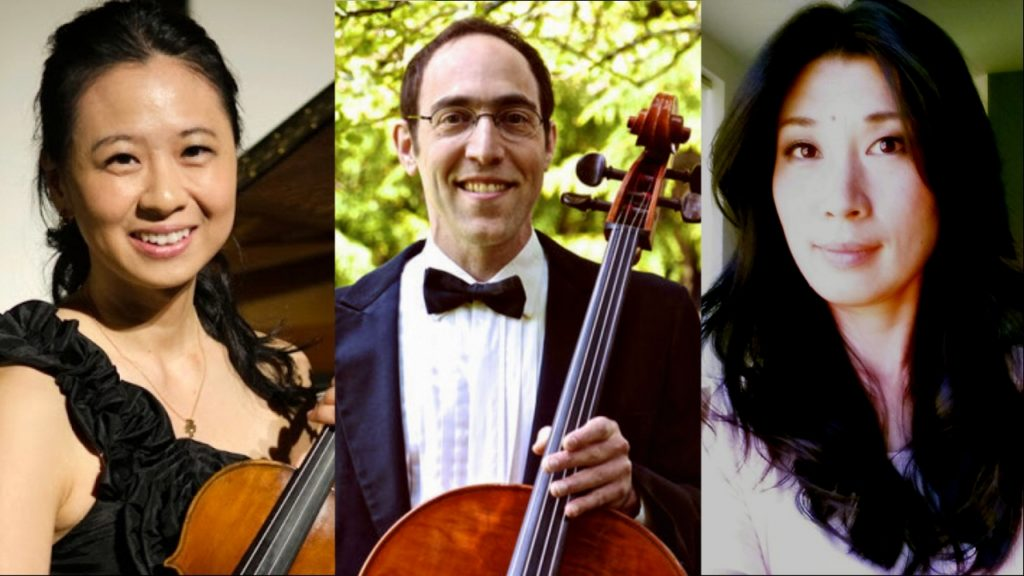 Classical String Trio at Cascadia Art Museum in Edmonds - My Edmonds News