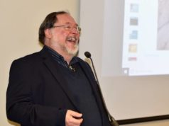 Keynote speaker John Medina