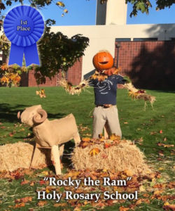 Holy Rosary School for Rocky the Ram