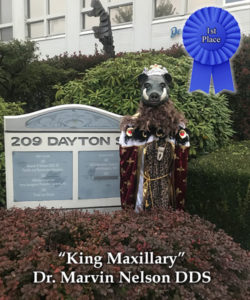 "Dr Marvin Nelson DDS for ""King Maxillary"""
