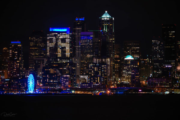 Seattle in Blue to honor Paul Allen