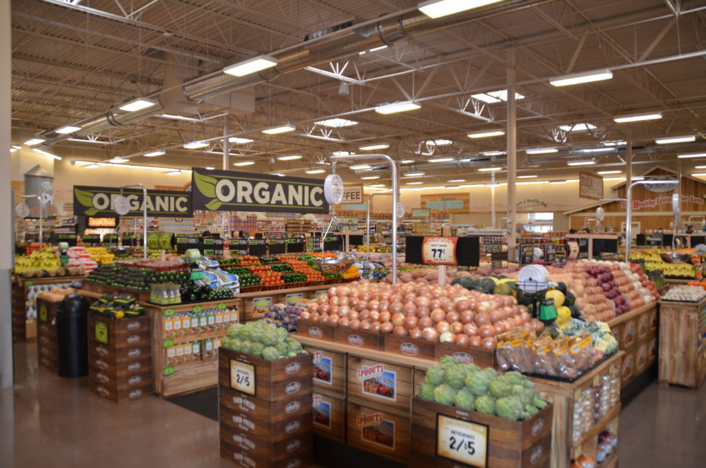 Sprouts Farmers Market to cut the ribbon Wednesday for new Lynnwood