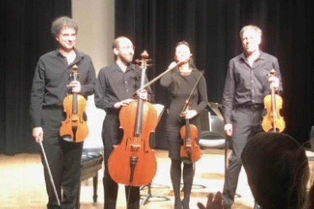 BEETHOVEN STRING QUARTET AT CASCADIA ART MUSEUM - My Edmonds News