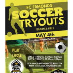 FC Edmonds soccer tryouts set for May 4