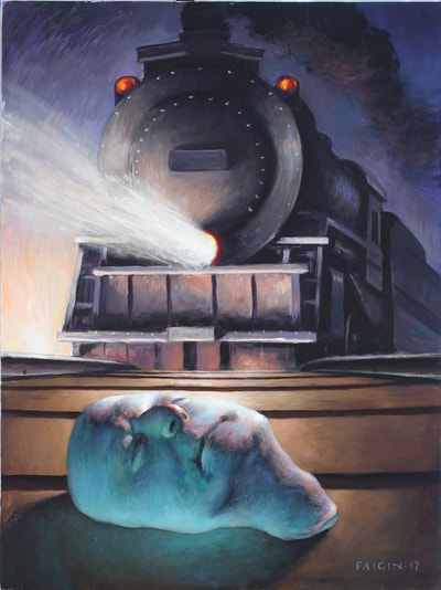 """""""The Age of Steam"""" exhibits at Arts Festival Gallery through July 17 - My Edmonds News"""