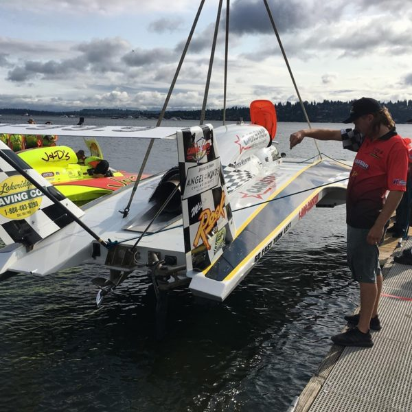 Shane tops qualifiers at Seafair
