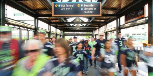 Seahawks game day Sounder trains start Sunday - My Edmonds News