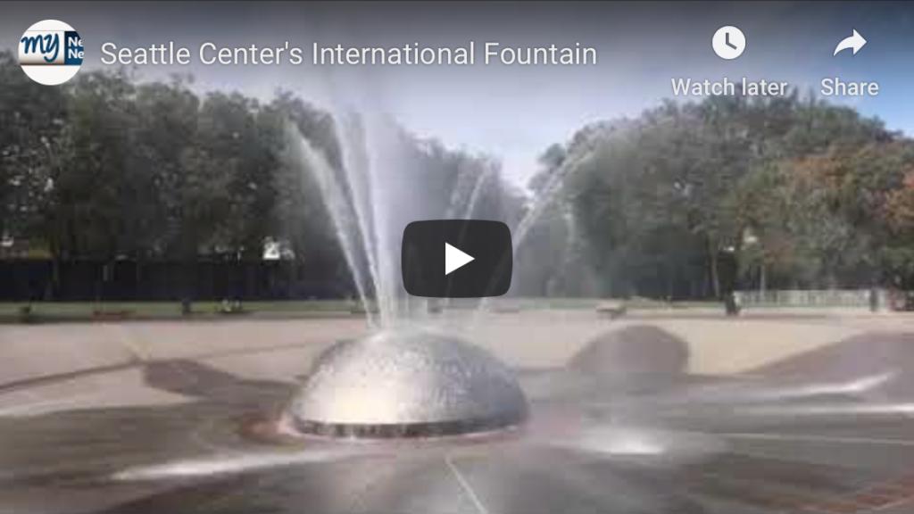 Just Around the Corner: The International Fountain - My Edmonds News